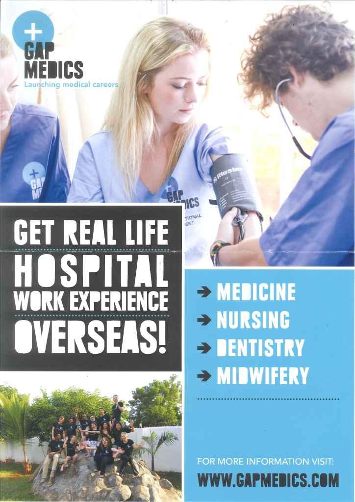 Gap Medics Picture
