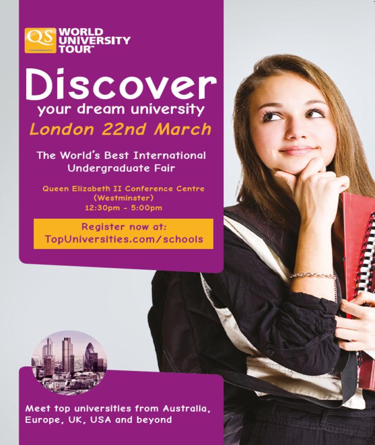 QS world uni tour
