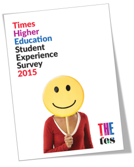 TES student satisfaction 2015