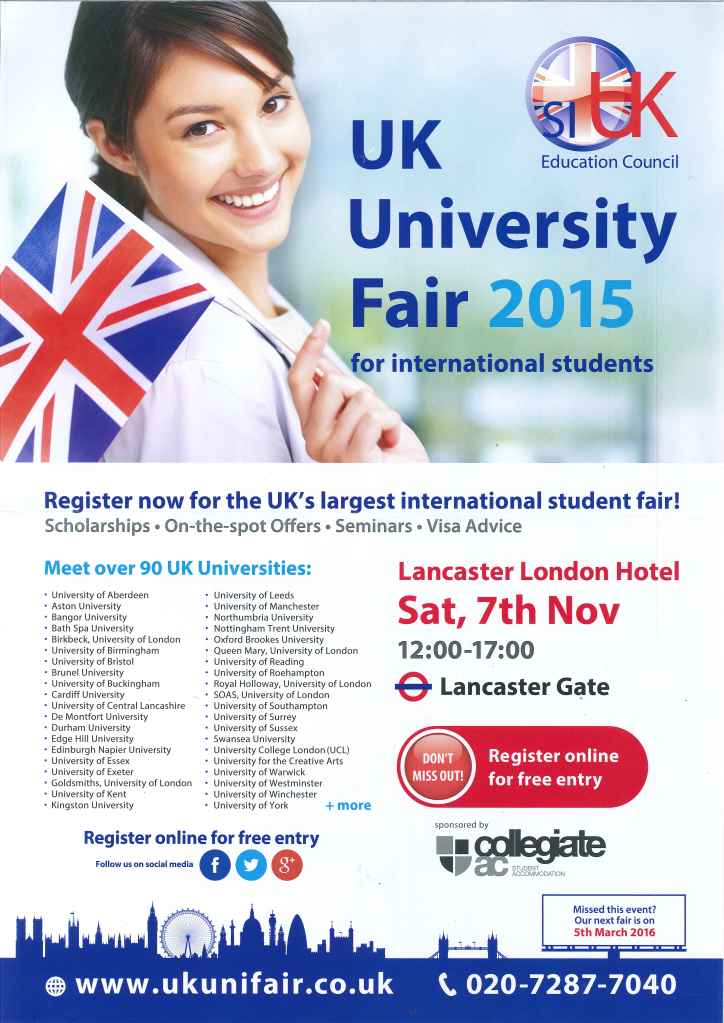 International University Fair 2015