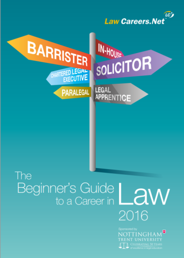 Beginners guide to law
