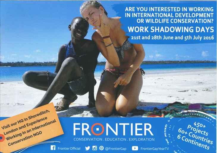 Frontier WEX 1