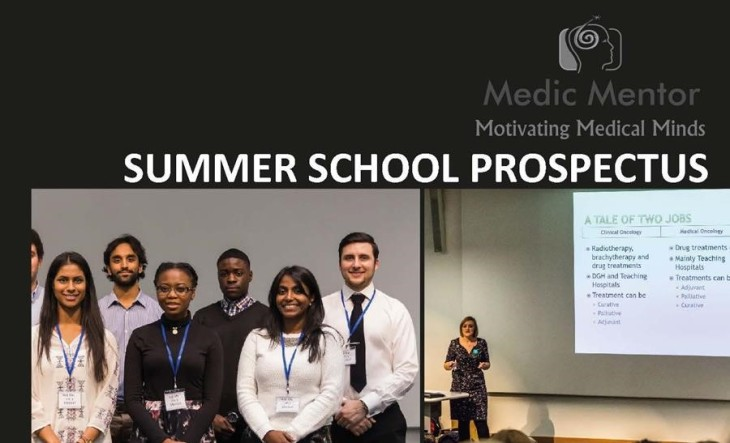 medic mentor summer school 2016