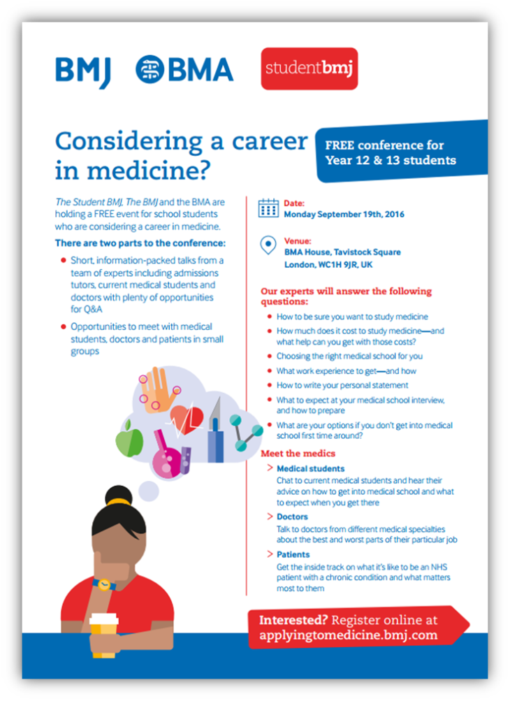 bmj student conference 2016