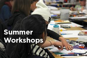 OCAD Summer Workshops