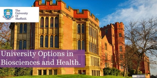 Sheffield biosciences and health