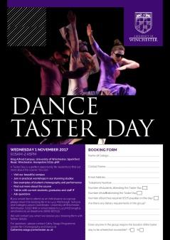 Winchester Dance Taster